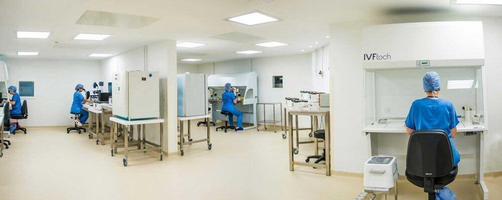 Clinique les Jasmins Tunisie image Laboratoire